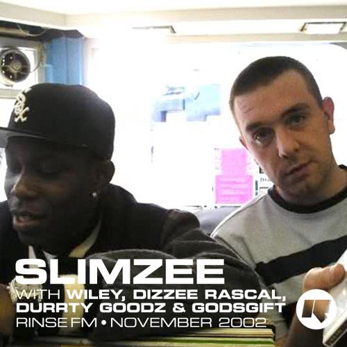 Slimzee with Wiley, Dizzee, Durrty Goodz & Godsgift (Rinse FM 2002)