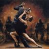 Carlos Gardel.. Por Una Cabeza (Scent of a Woman- Tango Dance)