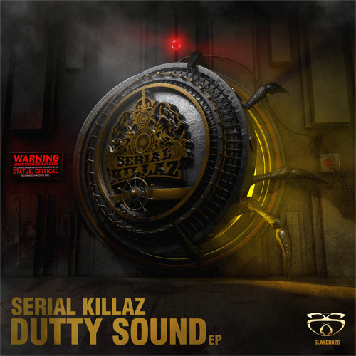 [FREE] Major Lazer 'Can't Stop Now' (Serial Killaz Version) [DUTTY SOUND EP]