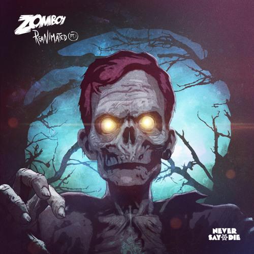 Zomboy - Reanimated EP [Mini Mix Mondays - Dubstep, House, Glitch]