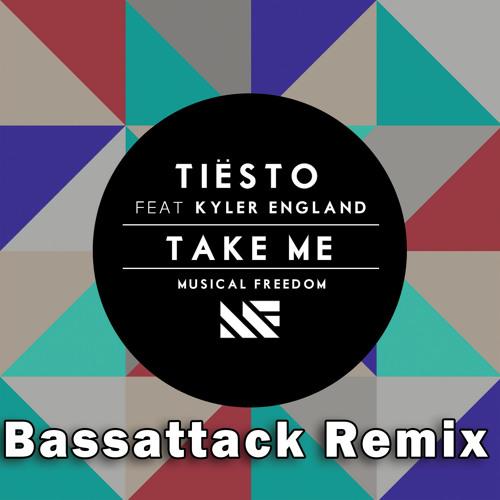 "Tiesto - Take Me (Bassattack remix) click on ""Buy on Beatport"" to vote!  [VOTING IS OPEN!!!!!!!!!]"