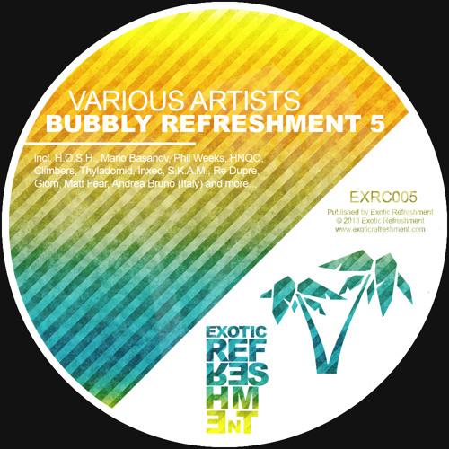 VA - Bubbly Refreshment 5 (Compilation) // Exotic Refreshment