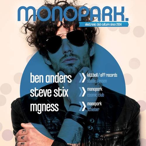 Ben Anders @ Monopark | Conny Kramer Münster
