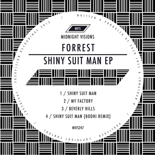 Shiny Suit Man (Original Mix) - Forrest. // OUT NOW