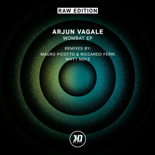 Arjun Vagale - Wombat EP - KD Music