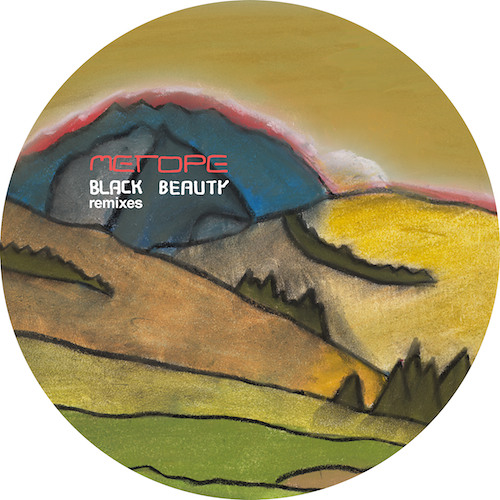 Metope - Black Beauty Remixes, Louie Fresco, Joerg Burger, Sid Le Rock, Ada