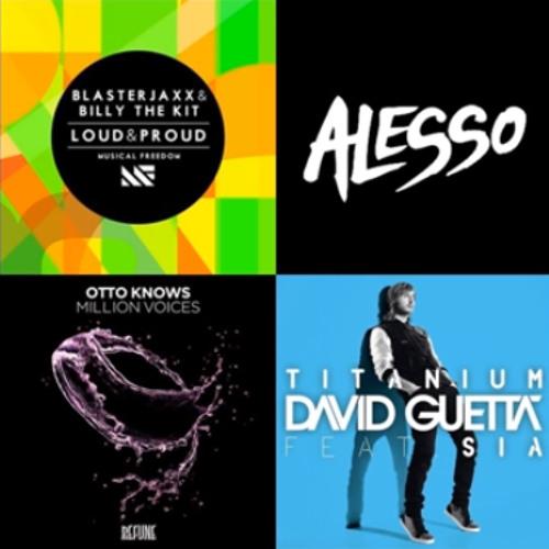 David Guetta & Otto Knows vs Blasterjaxx - Out Of Titanium Voices (Zelo Edit)
