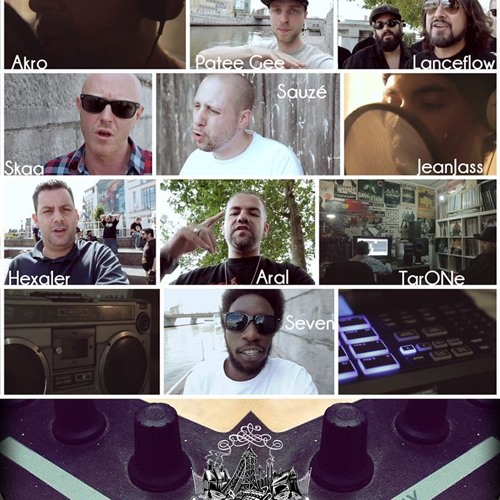 DarkFactory - Aral&Sauzé - Oh No Remix (SkaaJeanJassSevenTaroneAkroPatee GeeLanceflowHexaler)