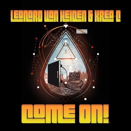 Leonard Van Helden & Krea-c - SpaceShip (Original Mix)  [Insane Room Records]