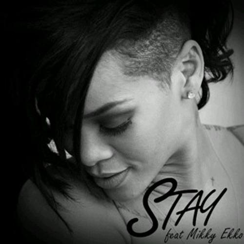 Rihanna. Stay Karaoke