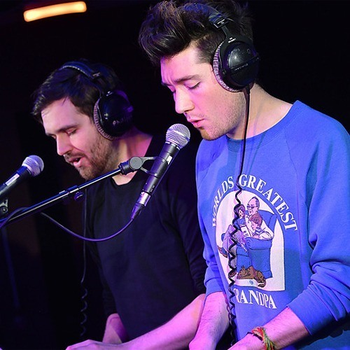 We Can't Stop - Bastille - Live Lounge BBC Radio 1
