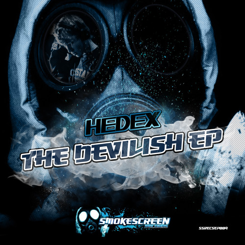 SSRECSEP004 - HEDEX - THE DEVILISH EP - SMOKESCREEN RECORDS - OUT NOW!!!!