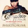 COMPLETE AFFAIR • 4th Anniversary • Friday 11th Oct @ INC CLUB • HOUSE MIX By DJ PIONEER (Kiss fm)
