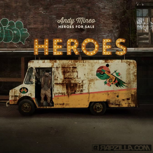 Andy Mineo - Heroes For Sale - Remix Contest
