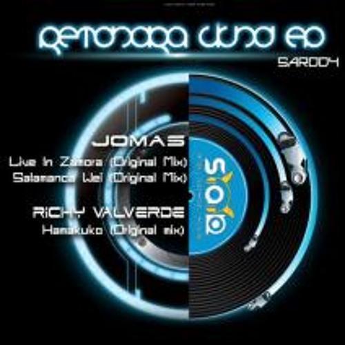 Jomas - Live In Zamora (Original Mix) Preview