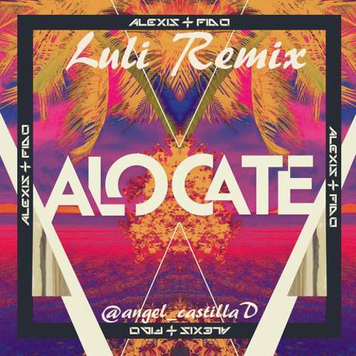 Alexis & Fido - Alocate (Luli Remix 2013 )