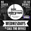 RADIO PROMO: Indie Underground Wednesdays at Call The Office for CHRW 94.9FM