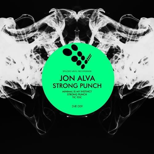 Jon Alva - Strong Punch (Original Mix)  [Spliced Vinyl Recordings]
