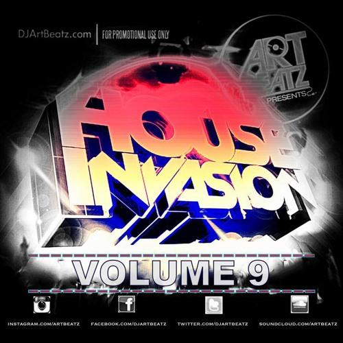 HOUSE INVASION VOL. 9 (ART BEATZ) [FREE DOWNLOAD]