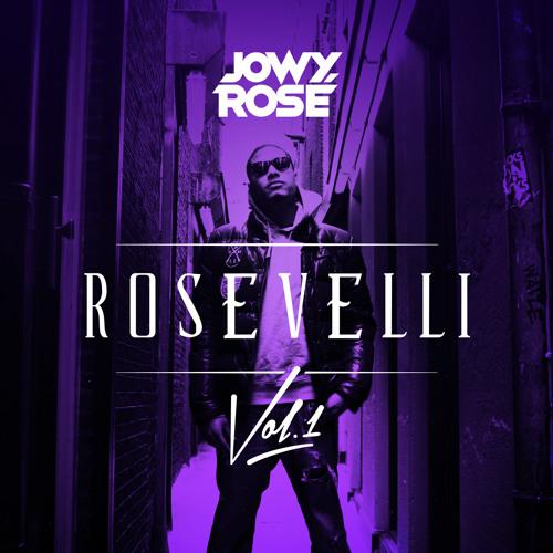 """JOWY ROSÉ -""""TOEN"""" [prod.Spanker] #ROSEVELLI vol.1"""