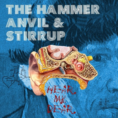 """1-Paris from """"Hear My Dear"""" by The Hammer,Anvil & Stirrup"""