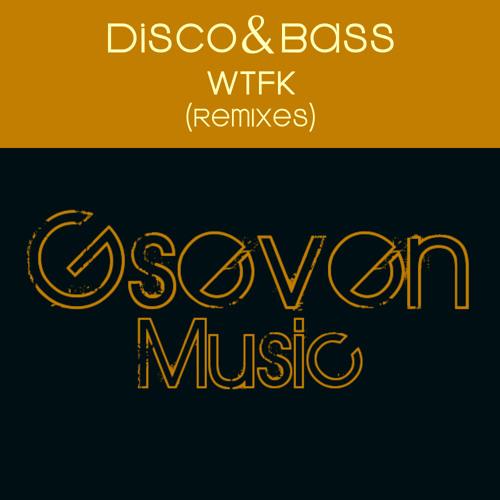 Disco&Bass - WTFK (REMIXES)