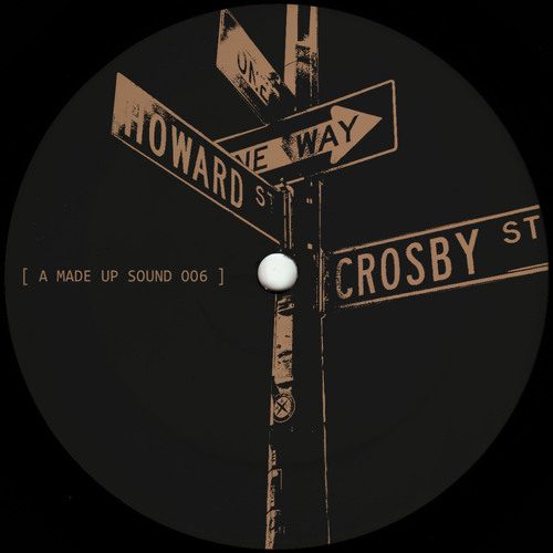 """A Made Up Sound 006 - After Hours b/w What Preset CLIPS - 12"""" out Oct 1st"""