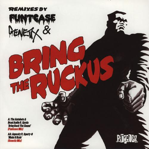 Dead Audio & Autobots - Bring Back The Sound (FuntCase Remix)