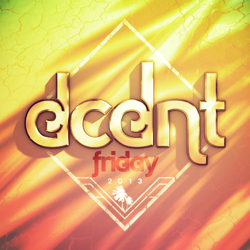 Xane FM Live At DCDNT Friday
