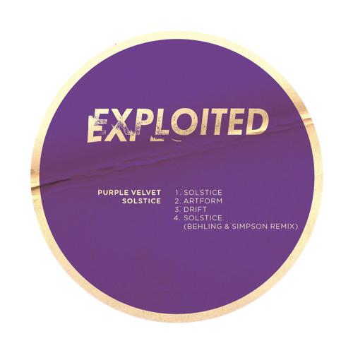 Purple Velvet - Solstice (Preview)| Exploited