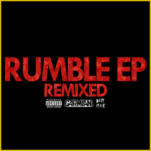 Garmiani - Rumble Motherfucker [PREVIEW]