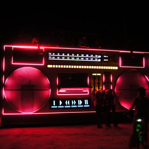 Georg Stuby @ Naturklang @ Burning Man , Part 1