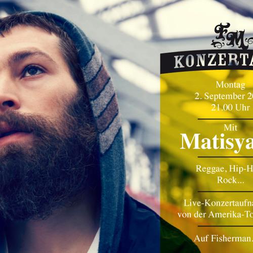Matisyahu live – Konzertabig