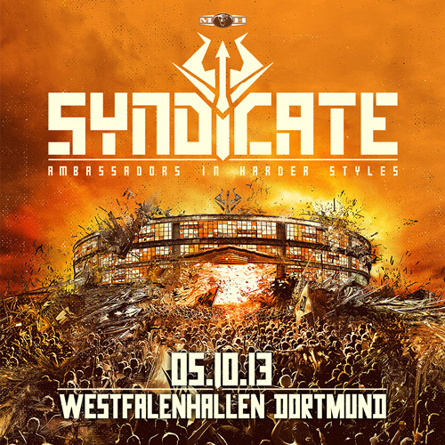 SYNDICATE 2012 Promomix by Javi Boss