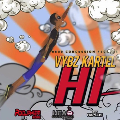 Vybz Kartel - Hi (Mr.Leub Moombahton Edit)