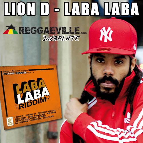 Lion D - Laba Laba [Reggaeville Dubplate 2013]