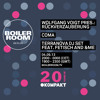 Coma Live in the Boiler Room Berlin