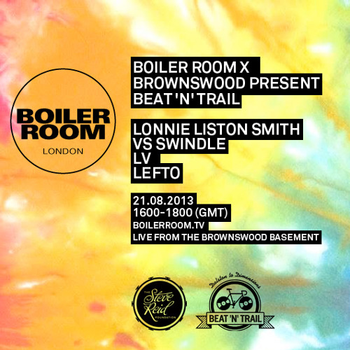 Lonnie Liston Smith vs Swindle LIVE in the Boiler Room