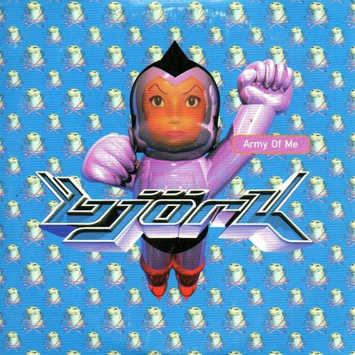 björk : sweet intuition - 1995