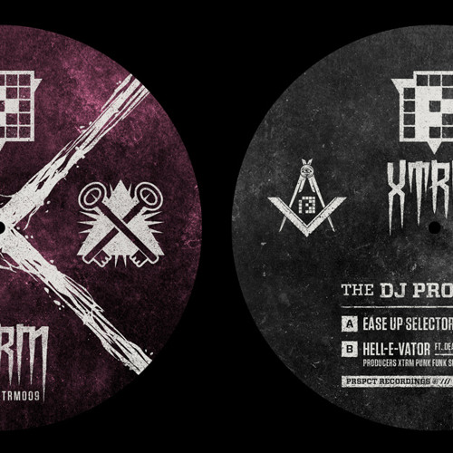 The DJ Producer - Hell-E-Vator VIP Remix(PRSPCTXTRM 009) Out September 30th 2013!