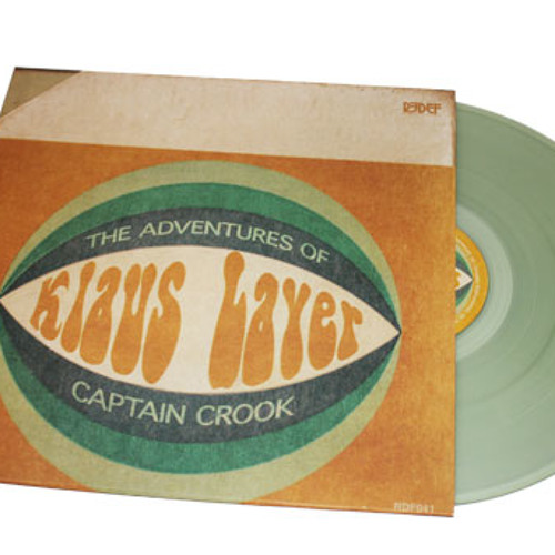 Klaus Layer - Into A Sky - The Adventures of Captain Crook LP - Out Now (All Formats)