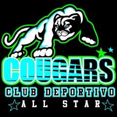 Cougars Platinum Sr coed allstar L2 13-14