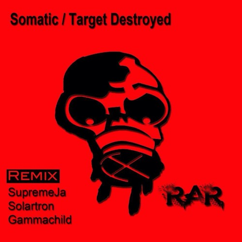 Somatic - Target Destroyed ----CLIP !!! Out now on Beatport !!!