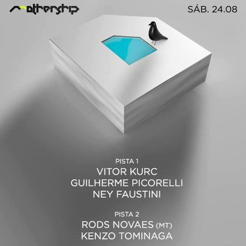 Rods Novaes - Live at D-edge - Mothership - 24.08.13