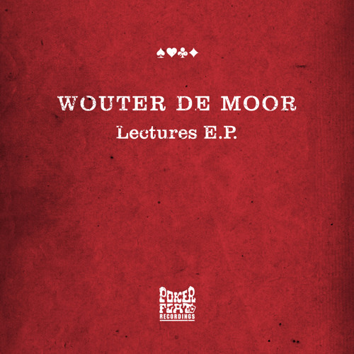 Wouter de Moor - Lectures feat. Theo Parrish Words (Accapella)