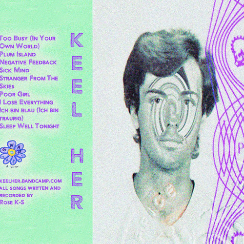 Too Busy (In Your Own World) - KEEL HER