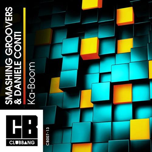 Smashing Groovers & Daniele Conti - Ka - Boom (Original Mix)