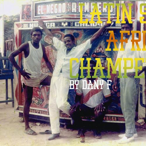 "Radio Cómeme - ""Latin Sur África Champeta"" 02 - by Dany F"