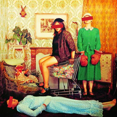 "THE GHOST ROCKETS ""GOODBYE UTOPIA"" (New Album 2014)"