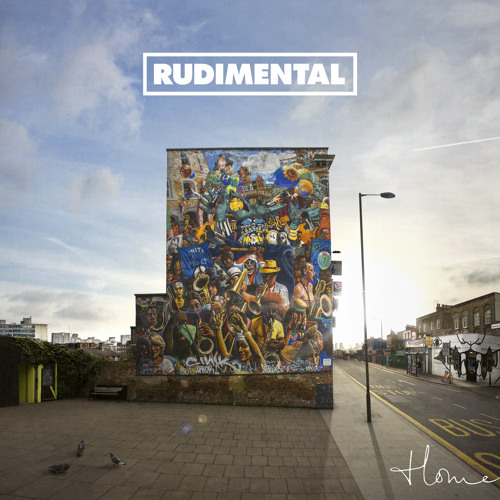 Rudimental - Right Here (Album Sampler)